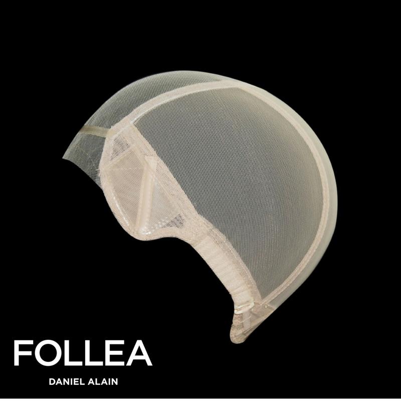 Follea style wig cap construction blog post by aspire hair sheffield UK