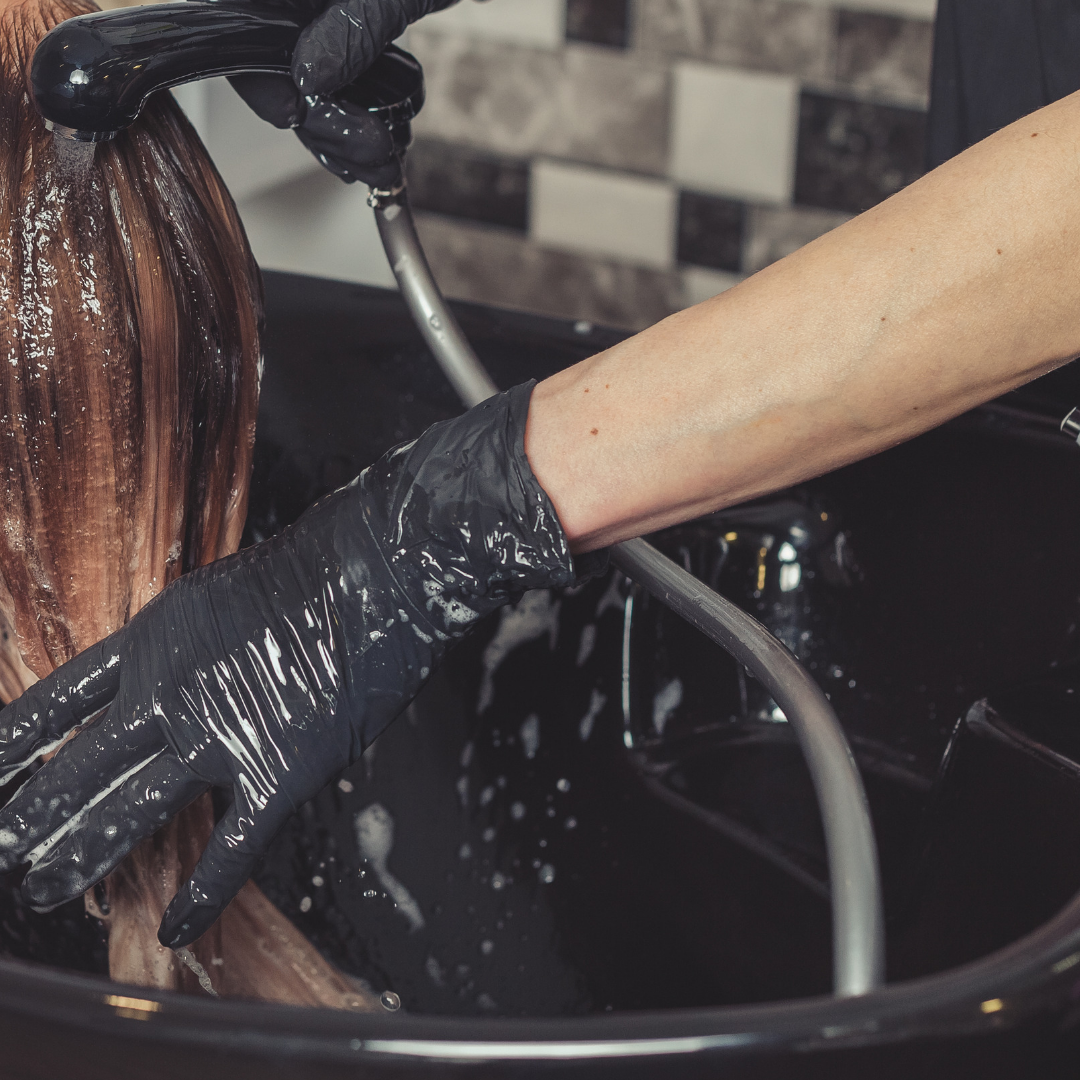 washing your human hair wig