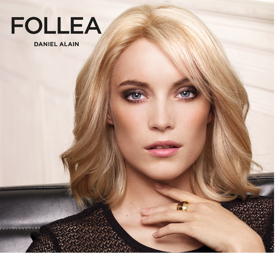 Follea gripper lite wig available at aspire hair uk