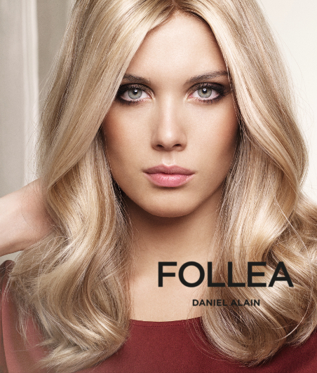 Follea hair by Daniel Alain - Join our UK newsletter family with aspire hair