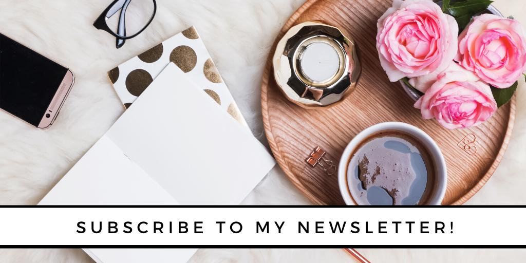 aspire hair newsletter sign up form