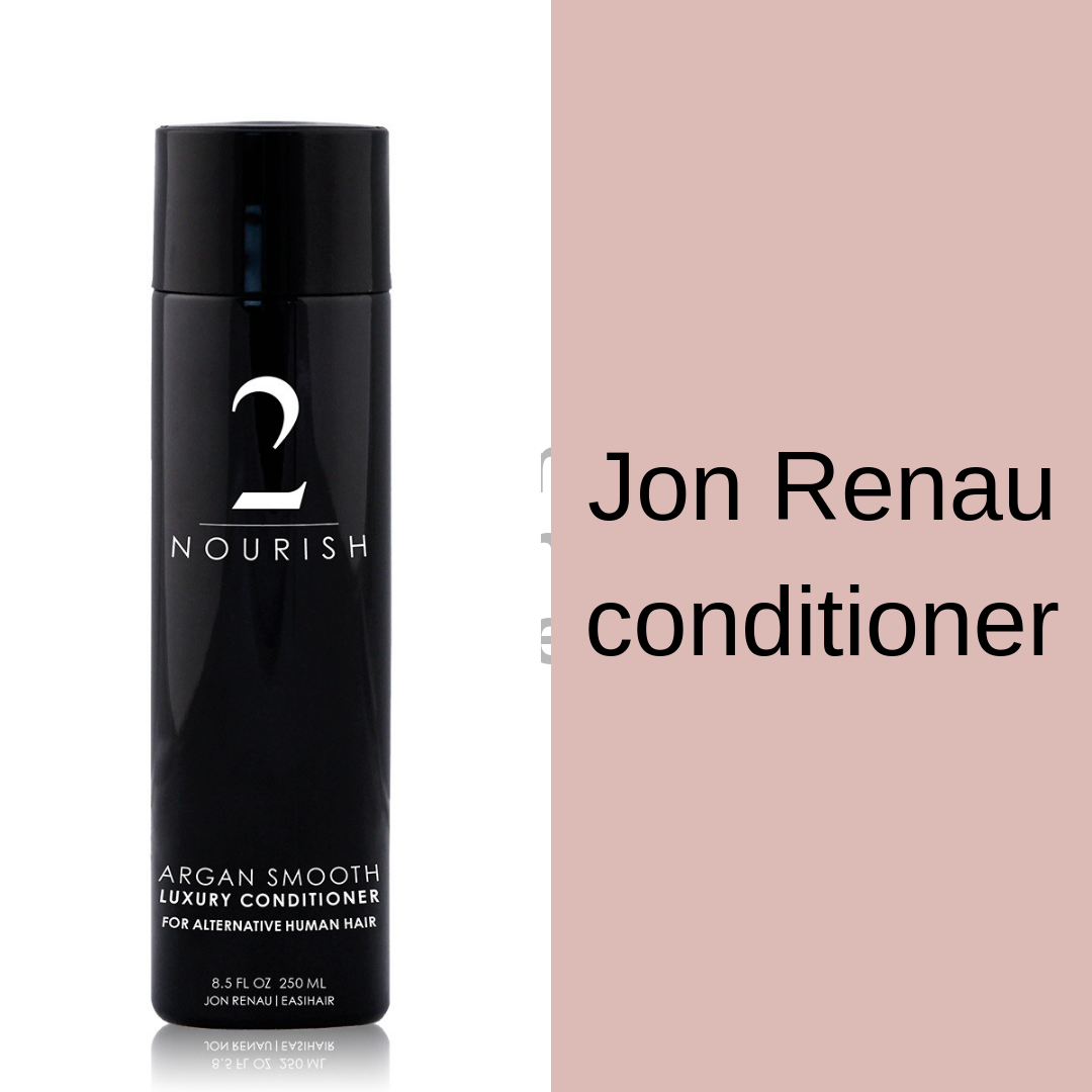 Jon Renau human hair conditioner for human hair UK