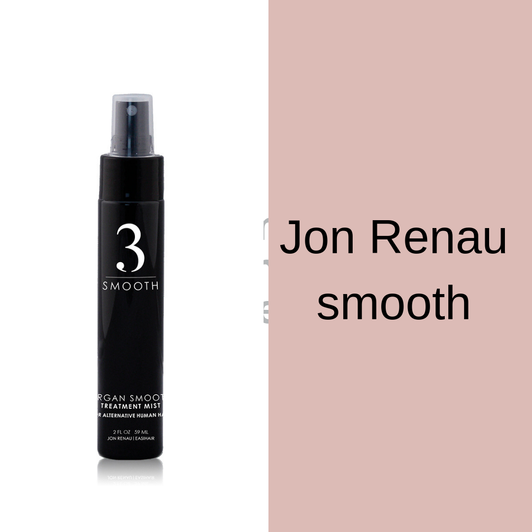 Jon Renau argan mist spray for human hair UK