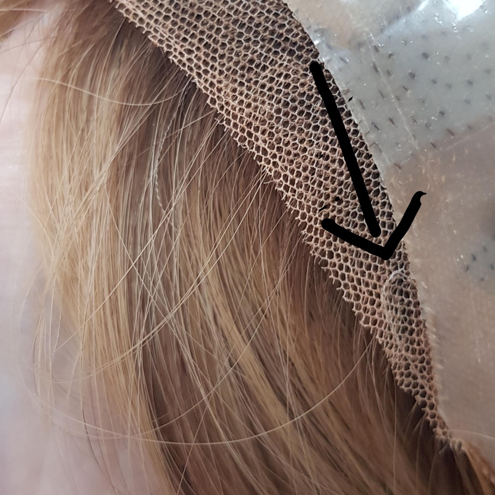follea gripper lite wig lace front