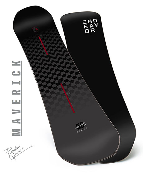 Endeavor Maverick Snowboard