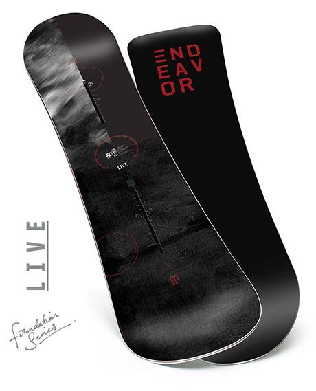 Endeavor Live Snowboard