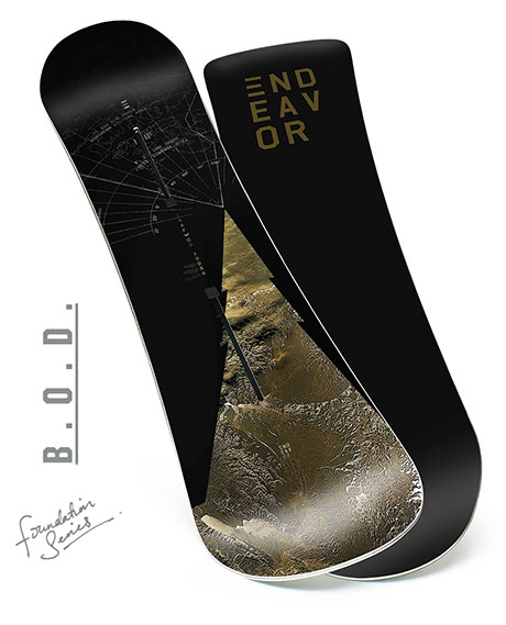 Endeavor BOD Snowboard