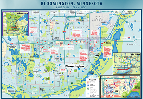 Bloomington Minnesota Water Quality Report