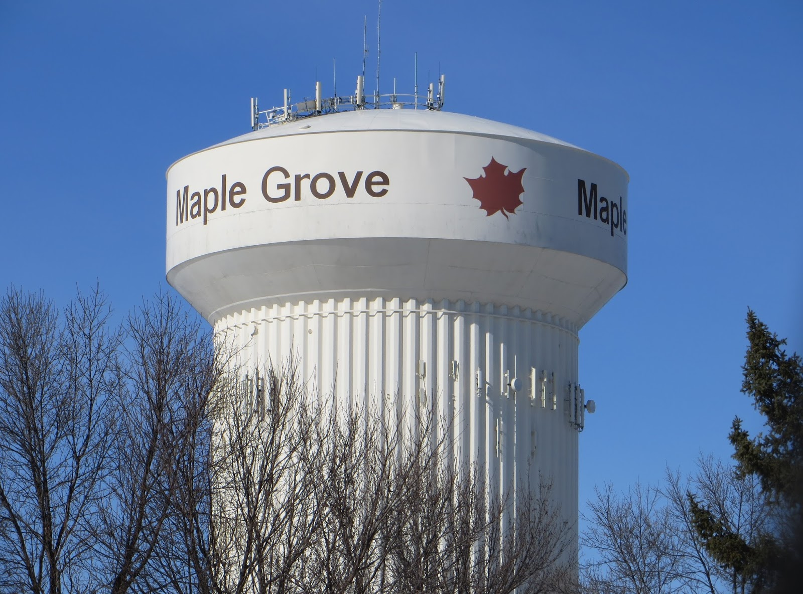 Maple Grove, Minnesota Water Quality Report