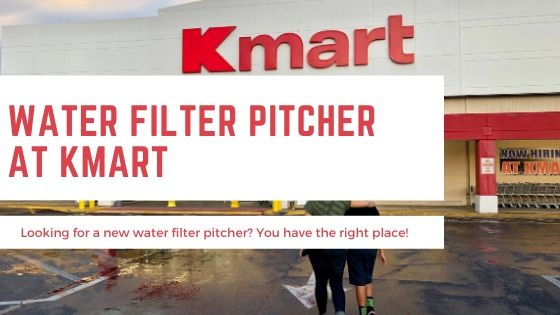Water Filter Pitcher Kmart