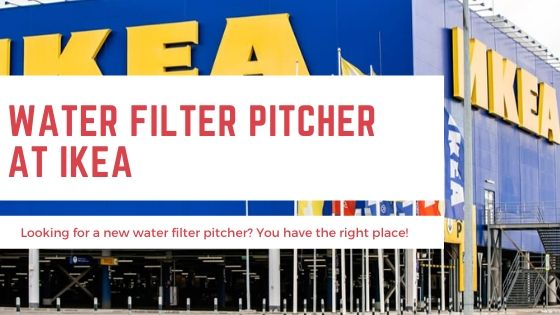 Water Filter Pitcher IKEA