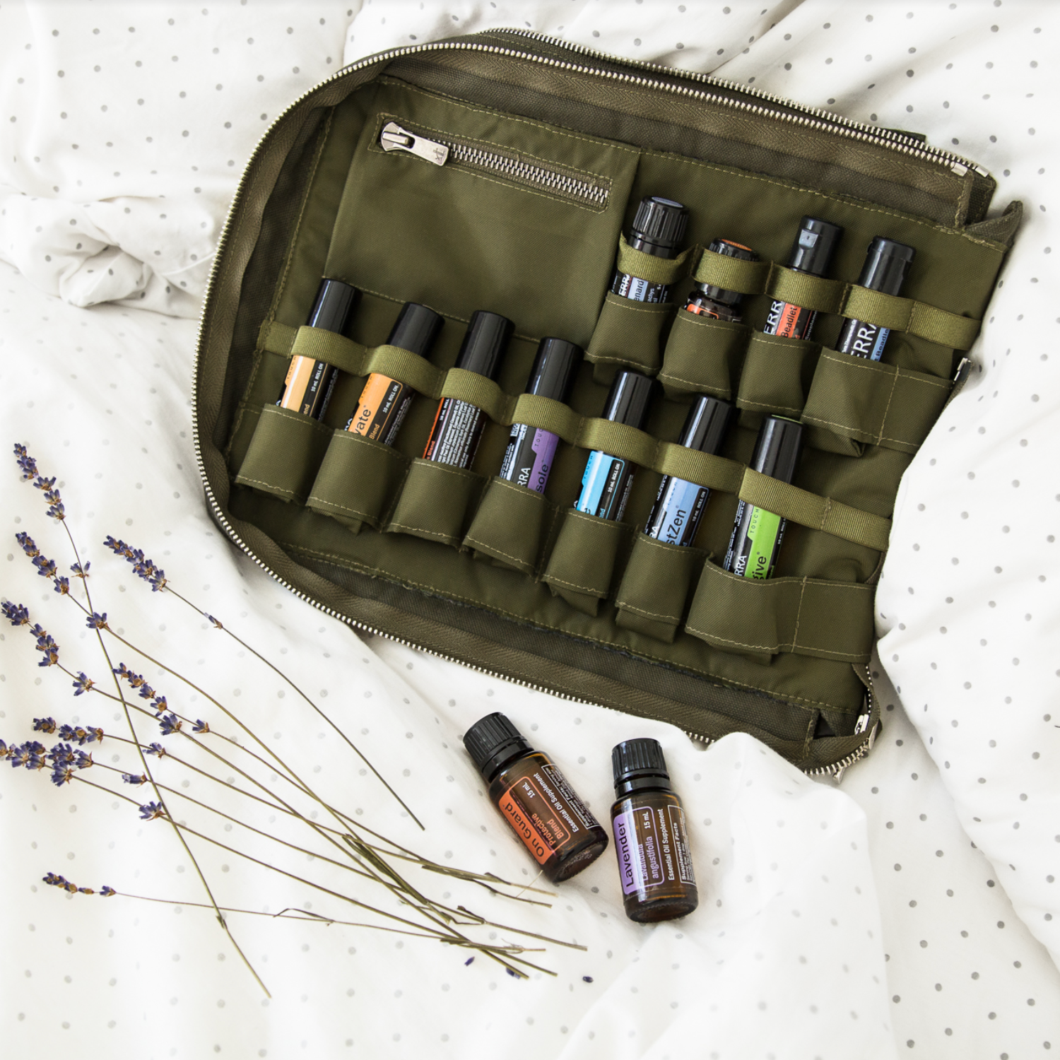 Kindred Essentials doTERRA Essential Oil Holders