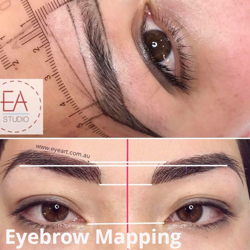 How Is Eyebrow Tattooing Done - A Guide Into Eyebrow Feathering in Melbourne