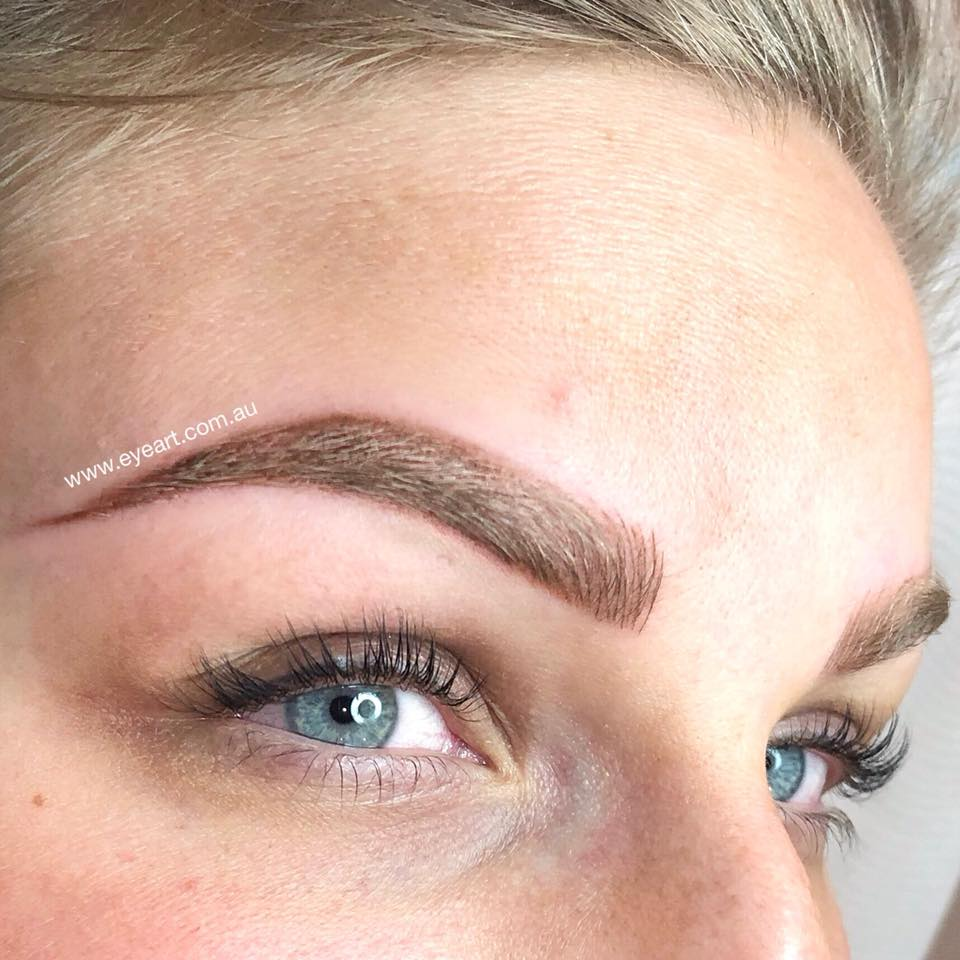Eyebrow Feathering in Melbourne - Pictures, Prices and More