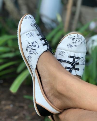 Panda Sneakers