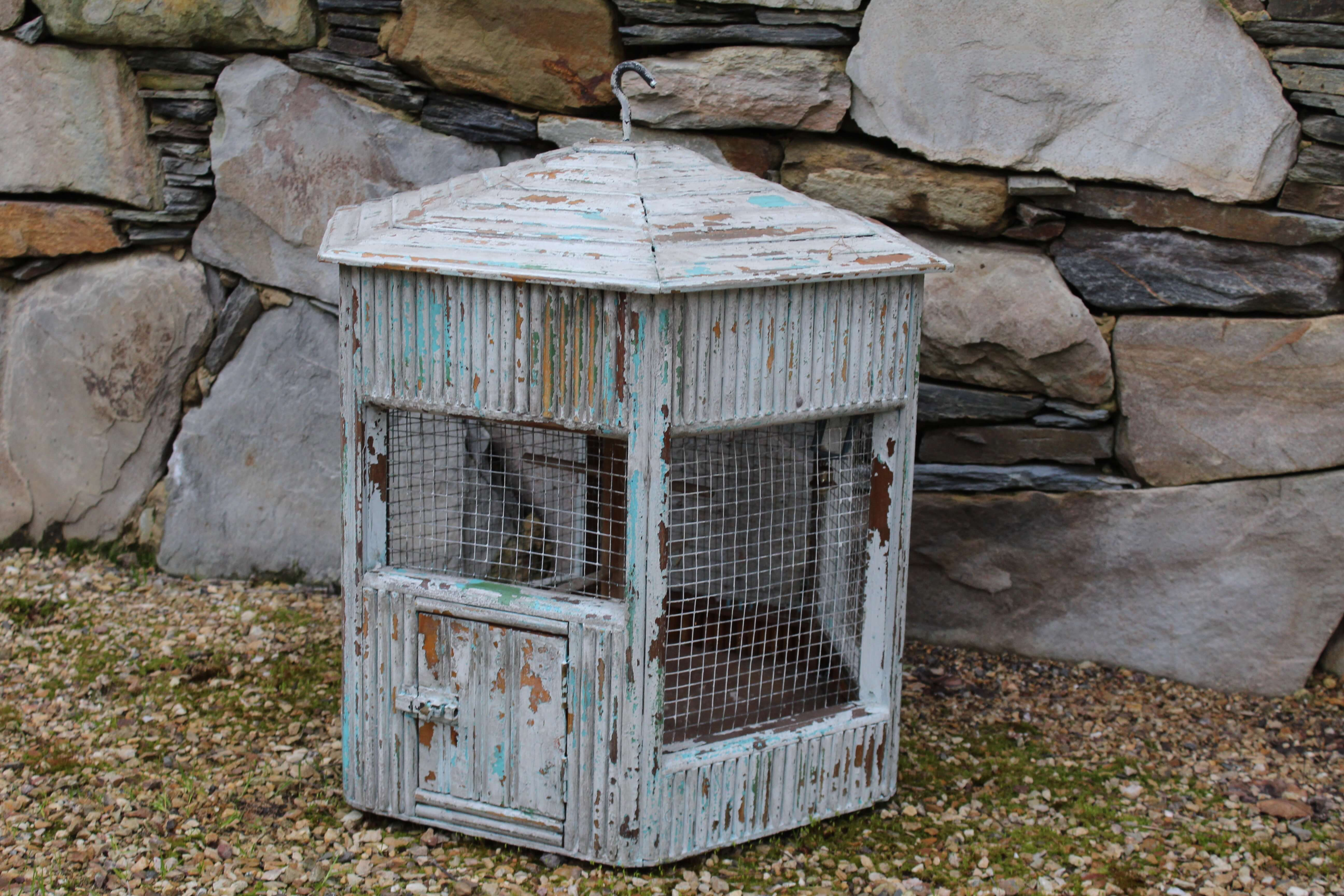 Contact us; Bird cage