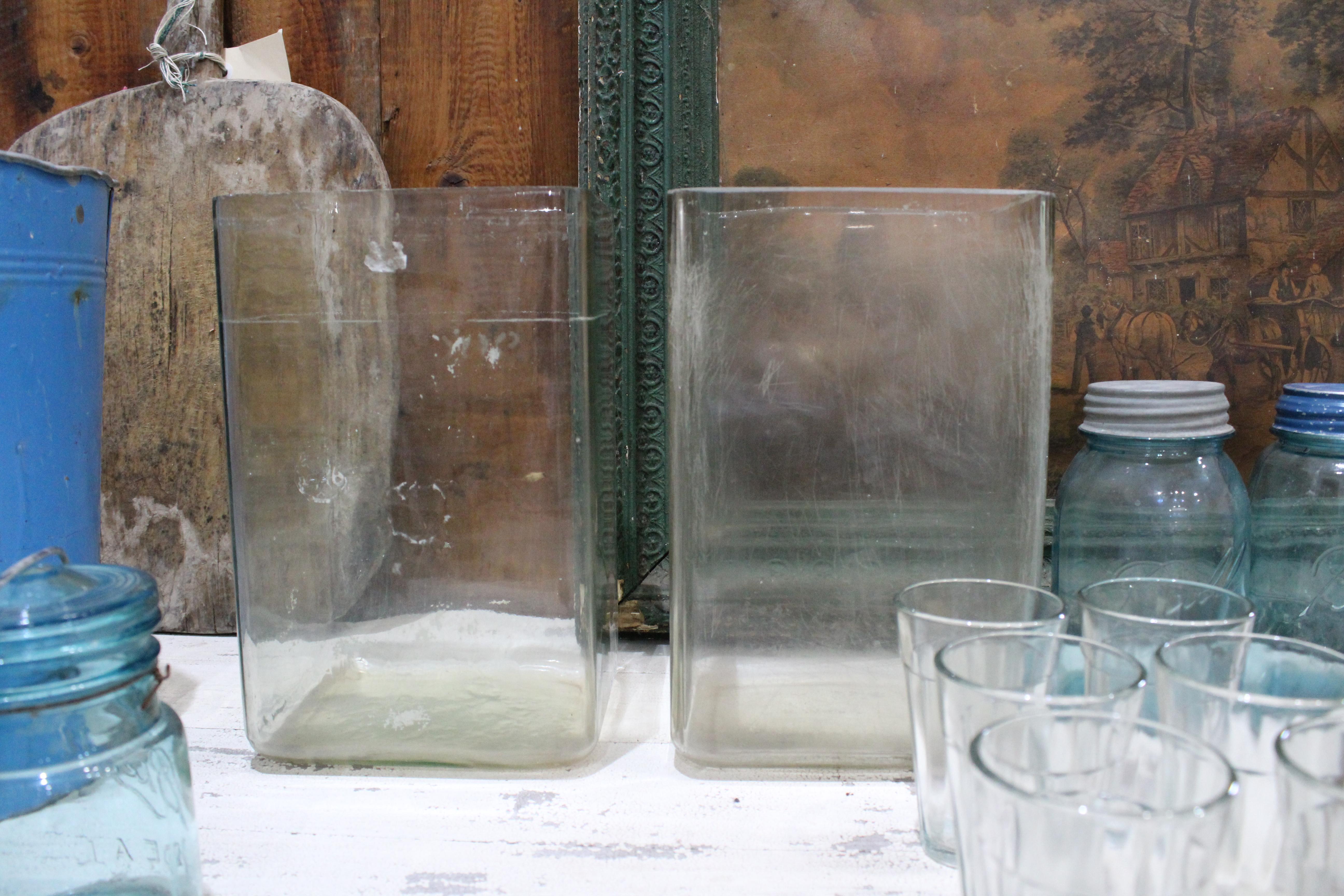 Battery Vases