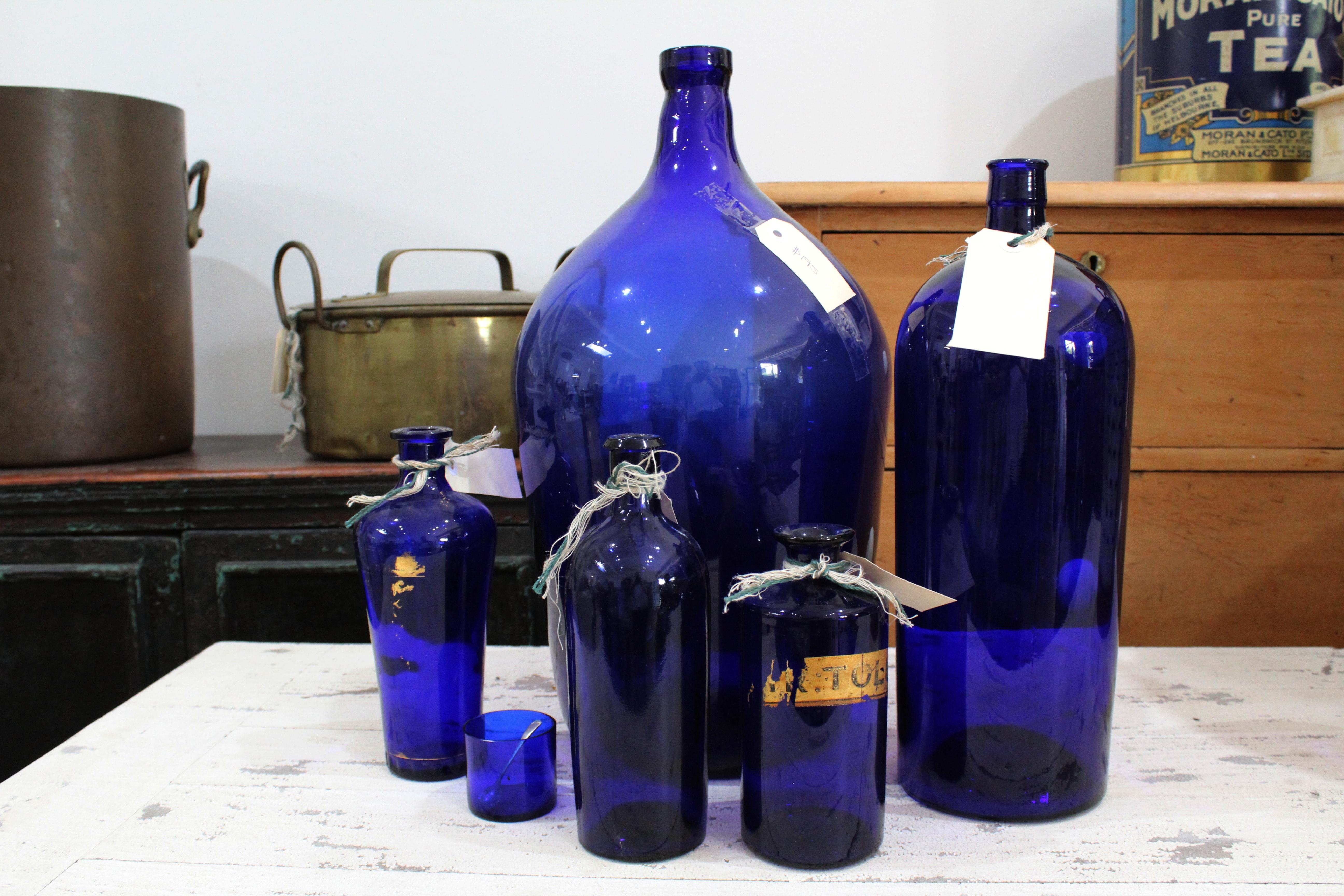 Blue Apothecary