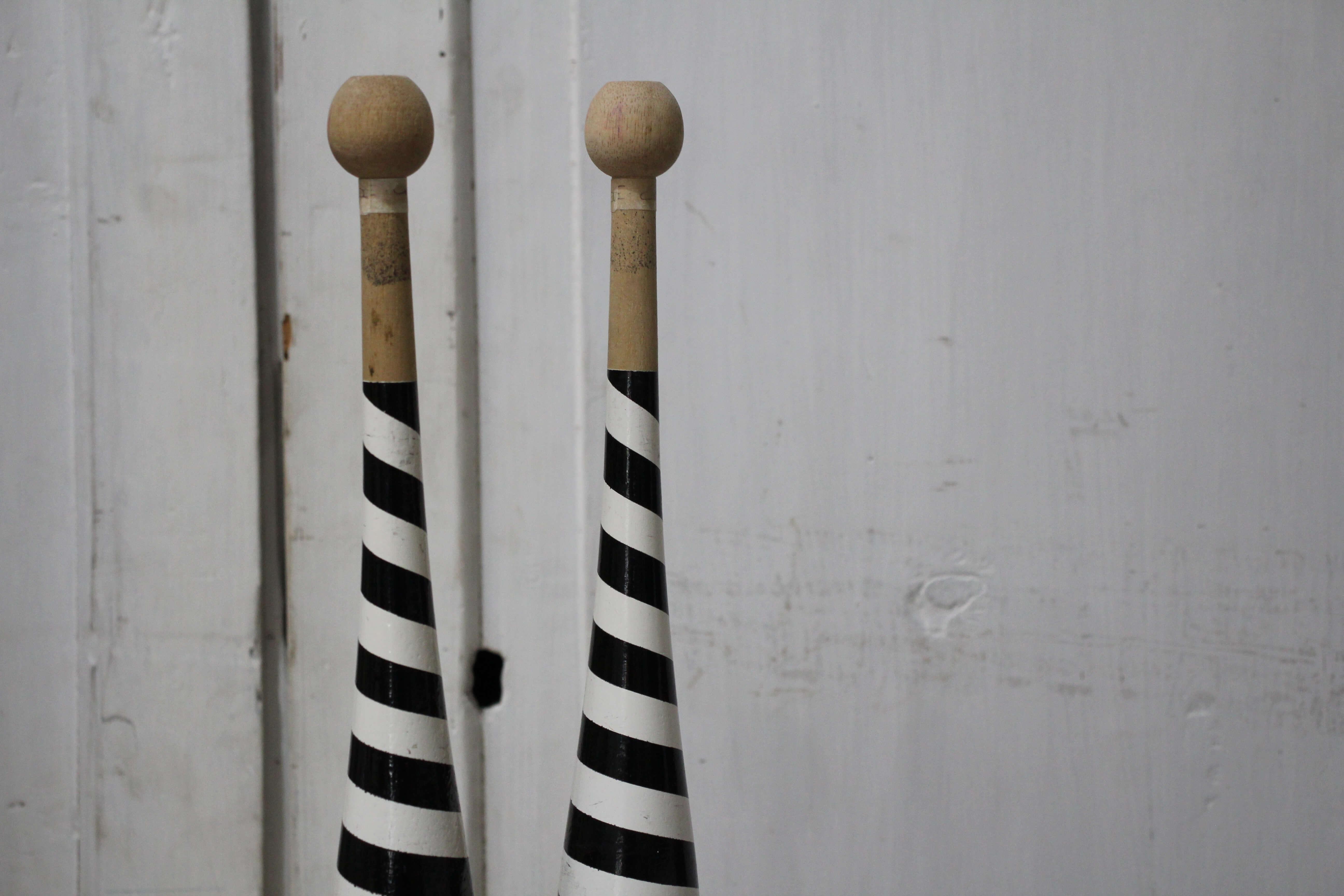 Juggling Batons