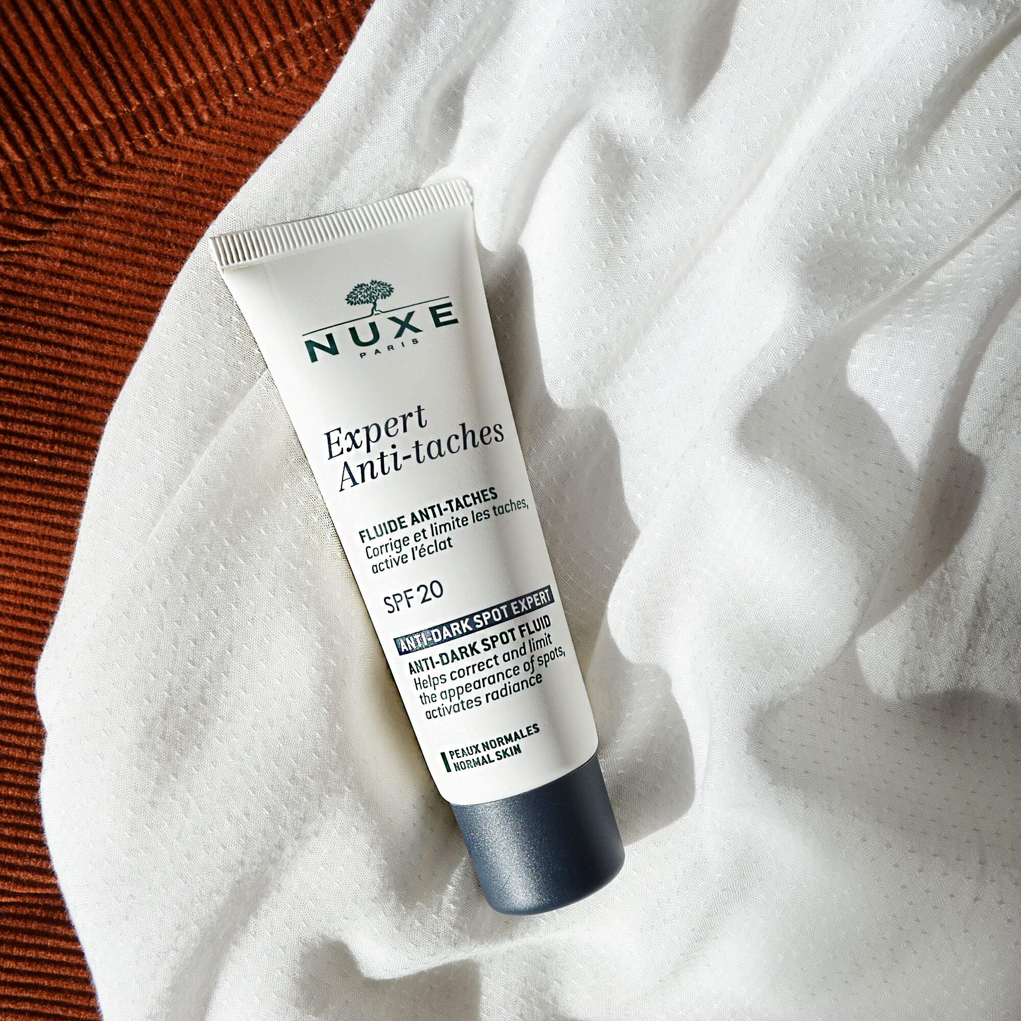 Nuxe Detoxifying glow mask