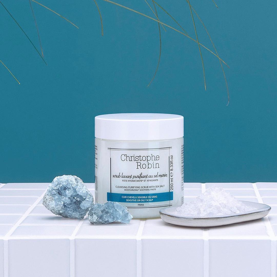 Purifying Cleansing Scrub with Sea Salt