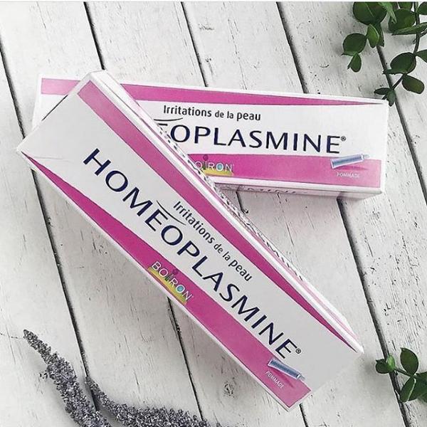 Homeoplasmine repairing ointment