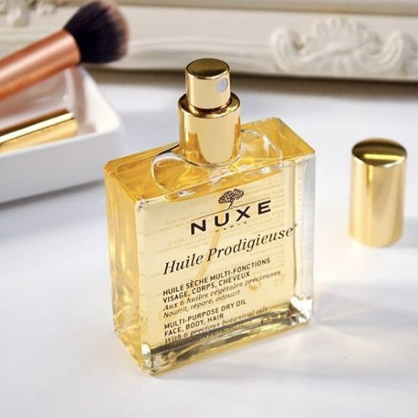 Nuxe Huile Prodigieuse face and body dry oil