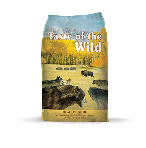 Taste of the Wild grain free dog food DCM cases reported