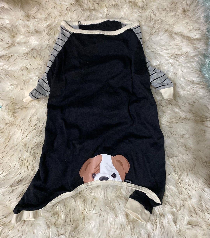 Pyjama Bulldog anglais