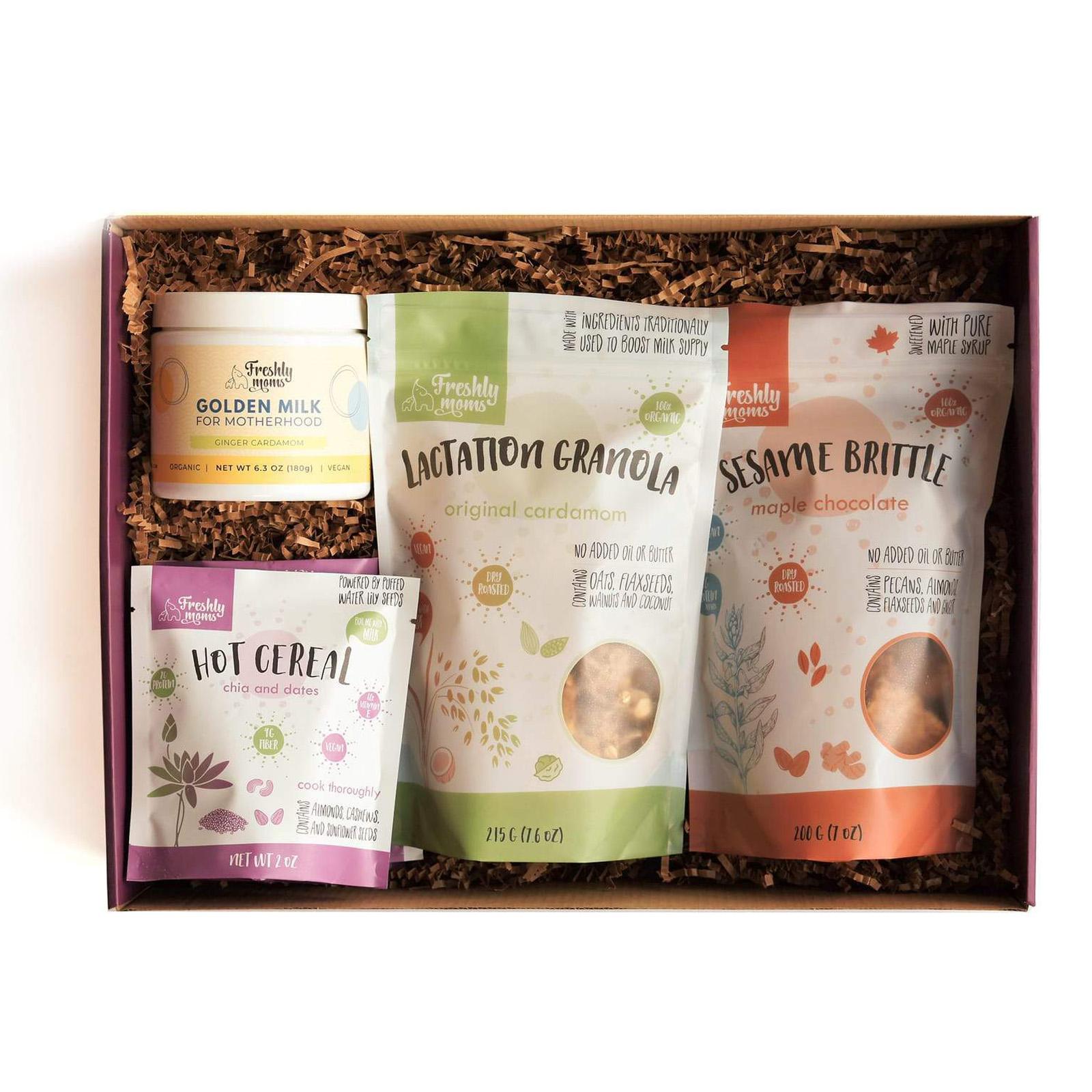 Freshly Moms Gift Box