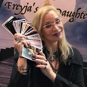 Wilma Van Den Boomen of Freyja's Daughter Tarot