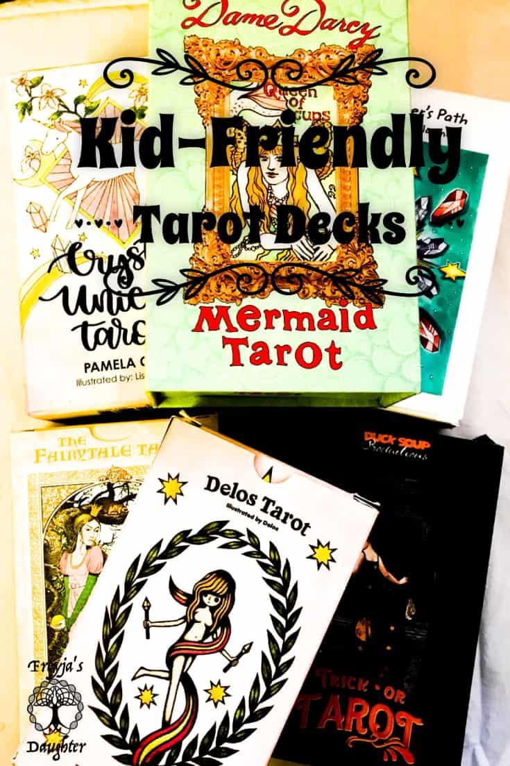 Kid-Friendly Tarot Decks