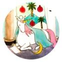 Crystal Unicorn Tarot