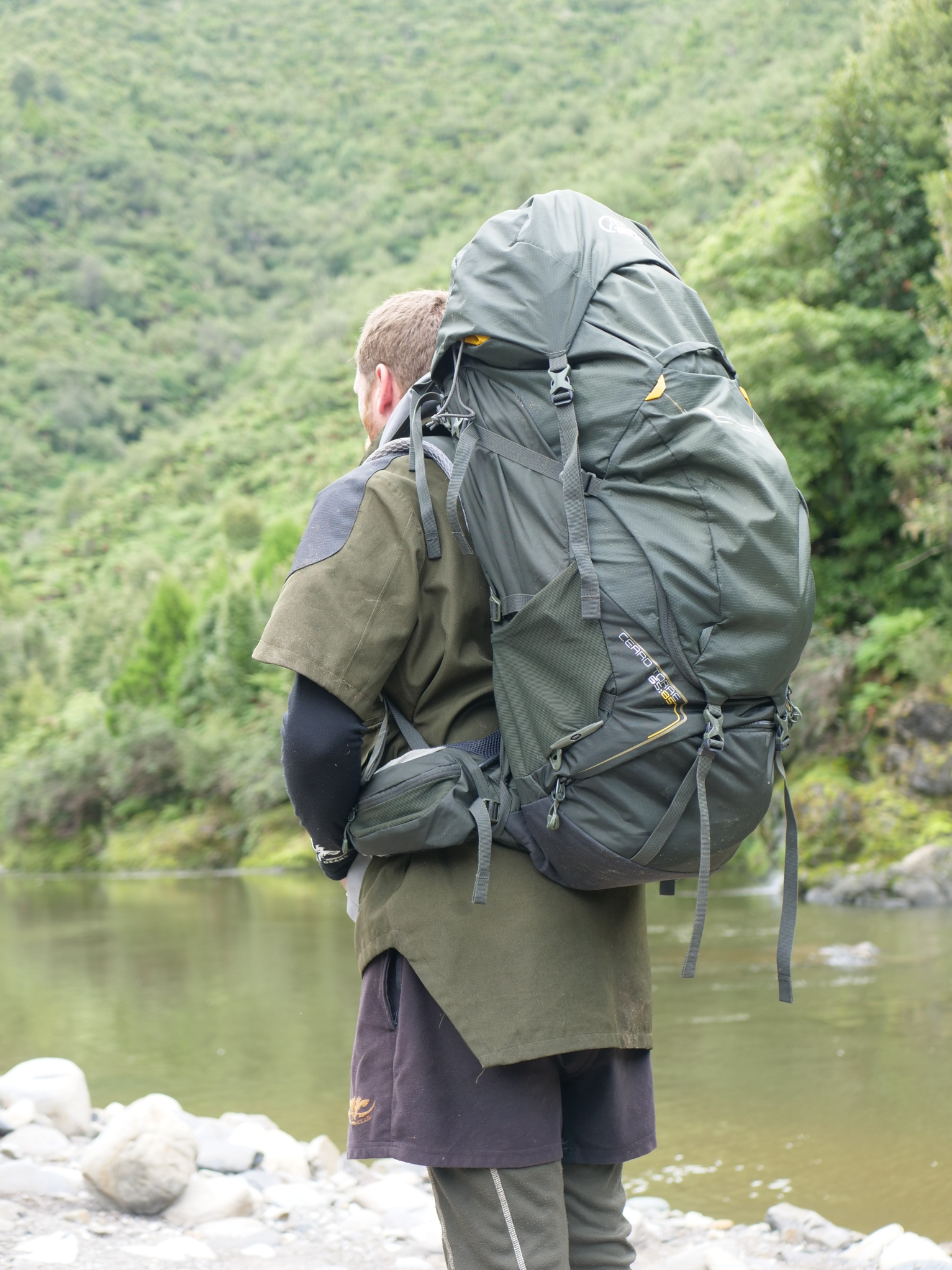 Game Gear Hunting apparel