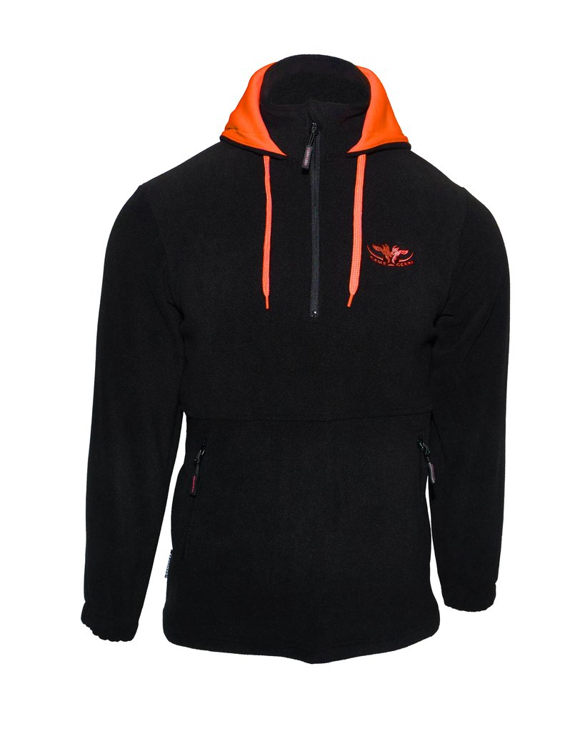 Game Gear Kids Raven orange Hoodie