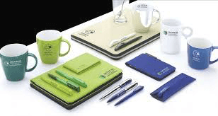 Promotional Marketing and logo'd items