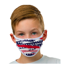 Full Color Youth Sublimated Mask