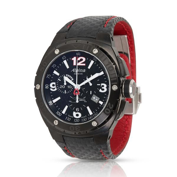 Alpina Racing Chrono AL352X5AR6 Men's Watch in PVD