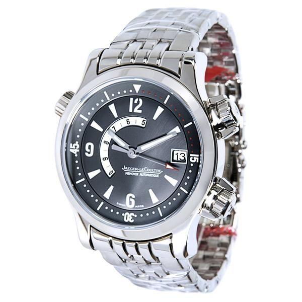 Jaeger-LeCoultre Master Compressor Q170314 Men's Watch in 18K White Gold