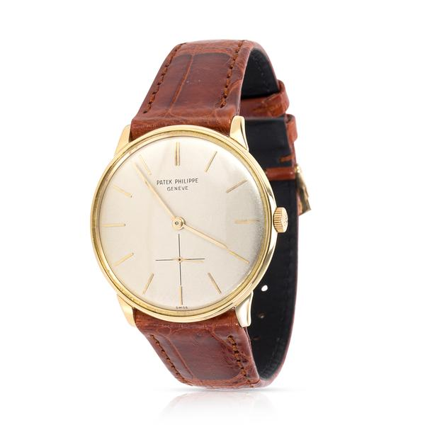 Patek Philippe Calatrava 2573/2 Men's Watch in 18K Yellow Gold