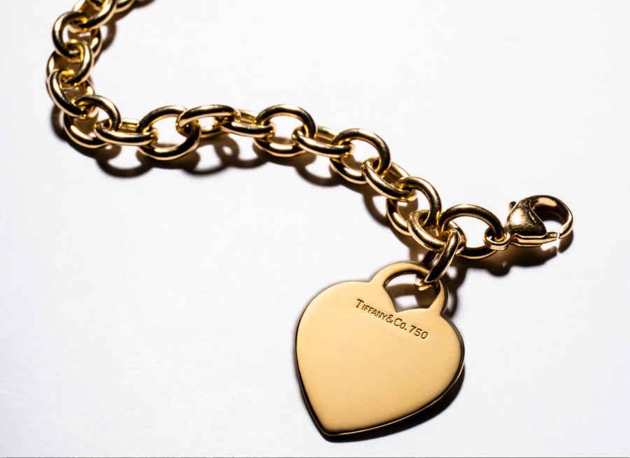 Tiffany & Co. Heart-Shaped Jewelry