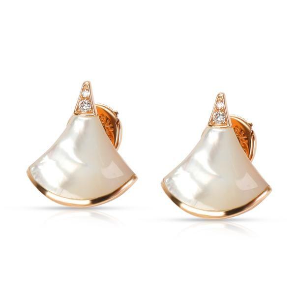 Bulgari Diva's Dream Earrings in 18K Rose Gold