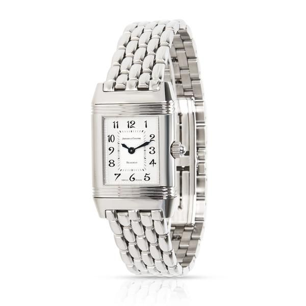 Jaeger-LeCoultre Duetto 266.8.44 Women's Watch in Stainless Steel