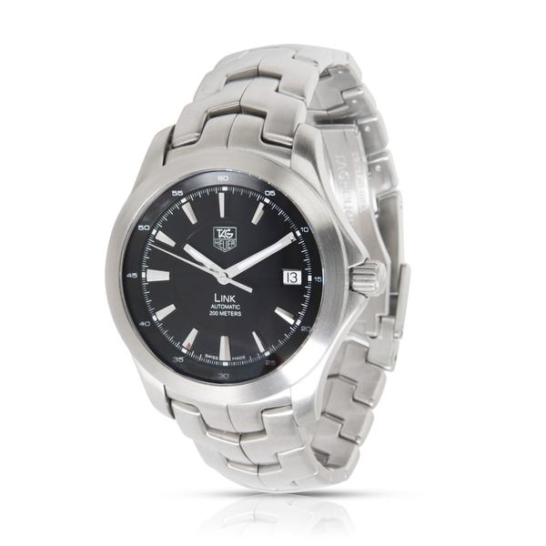 Tag Heuer Link WJF2110.BA0570 Men's Watch in Stainless Steel