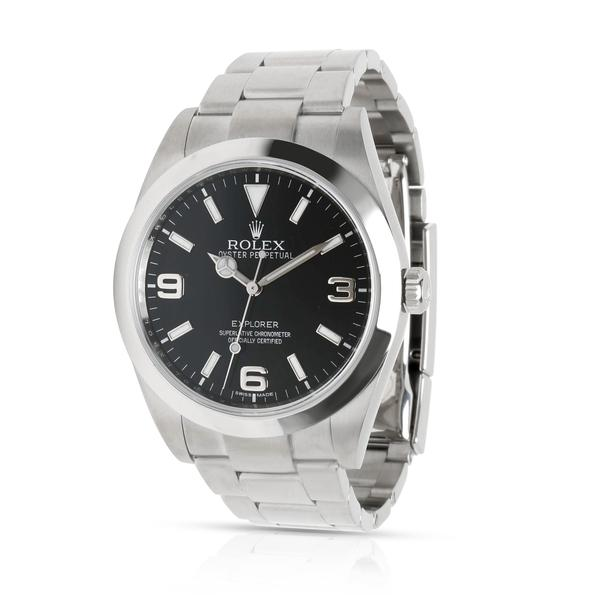 Rolex Explorer 214270 Men's Watch in Stainless Steel