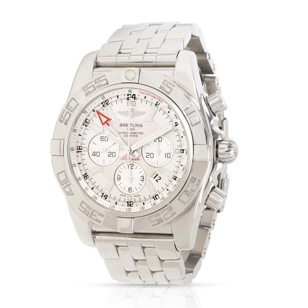 Breitling Chronomat GMT AB041012-G719 Men's Watch in Stainless Steel