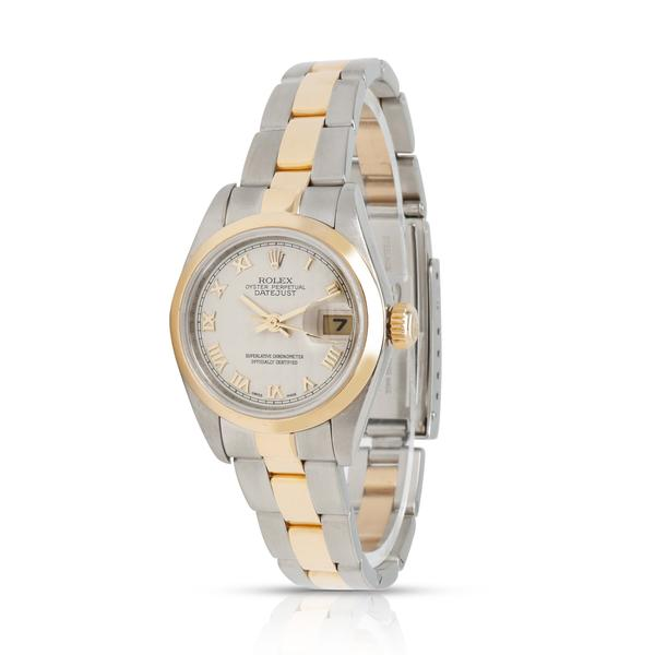 4. Best entry level luxury all-around watch for women: Rolex Datejust