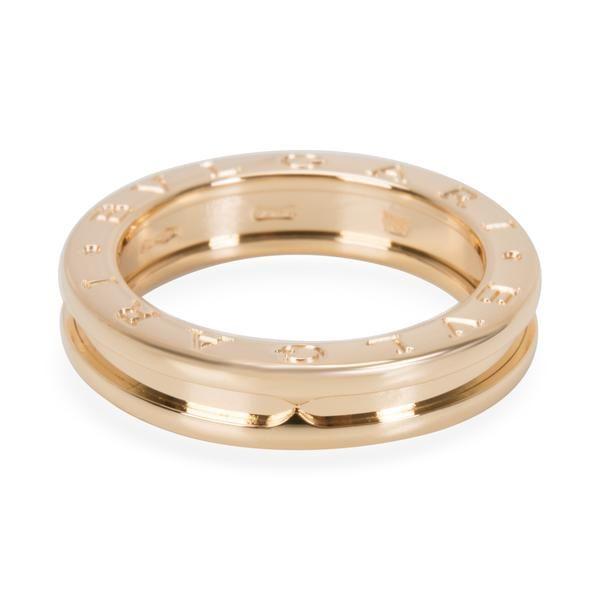 Bulgari B Zero 1 Ring in 18K Yellow Gold