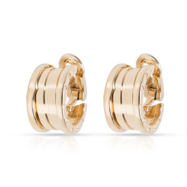 Bulgari B-Zero1 Earrings in 18K Yellow Gold