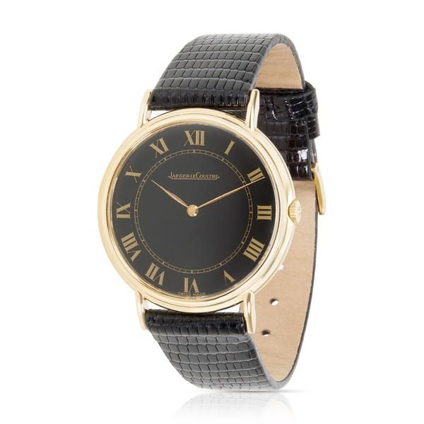 Jaeger-LeCoultre Classique 9220.21 Unisex Watch in 18K Yellow Gold